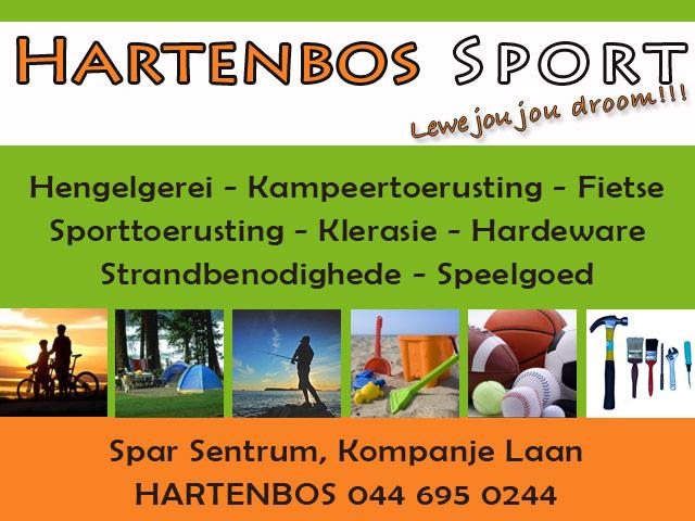 Hartenbos Sport