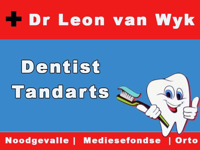 Dr Leon Van Wyk Dentist