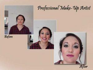 Alicia Heunis Professional Make-up Artist
