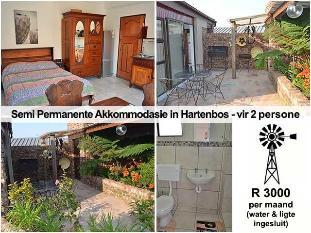 Semi Permanente Akkommodasie in Hartenbos