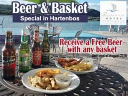 Beer and Basket Special in Hartenbos