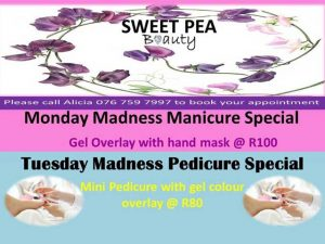 Daily Beauty Specials Hartenbos