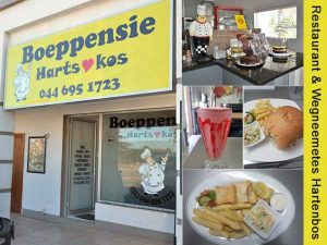Restaurant & Wegneemetes in Hartenbos
