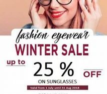Dynamic Vision Hartenbos Optometrist Winter Sale