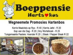 Wegneemete Promosies in Hartenbos