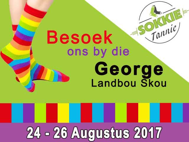 Die Sokkie Tannie by George Landbou Skou 2017