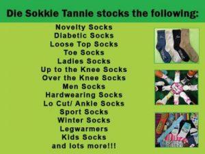 Die Sokkie Tannie