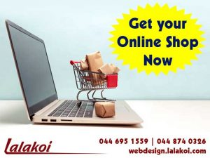 Now Is The Right Time To Get Your Online Shop!!